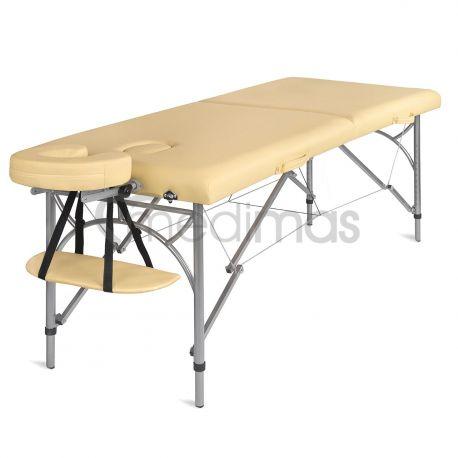 Stół do masażu składany - aluminium 2 sekcje Ultra2
