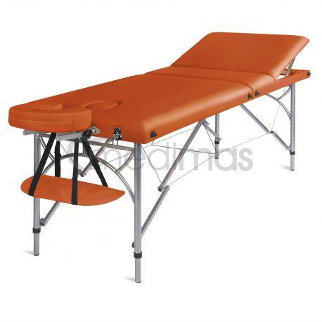 Stół do masażu składany - aluminium 3 sekcje Ultra3
