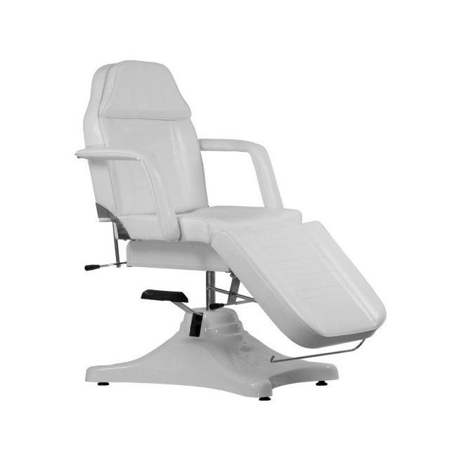 Fotel kosmetyczny hydrauliczny obrotowy