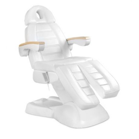 Fotel kosmetyczny elektryczny pedi, SPA, masaż LUX BW-273BP